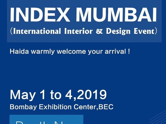 Index mumbai International Interior&Design Event