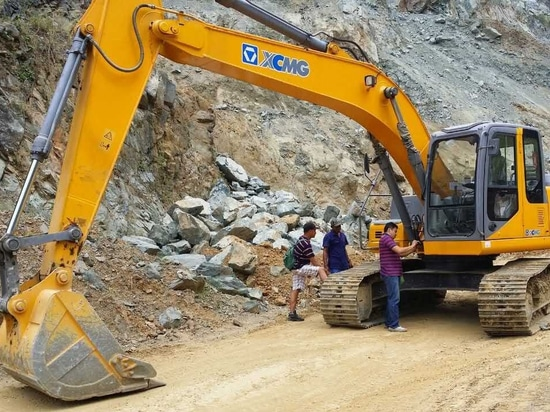 Unprecedented Festivity: Successful introduction of XCMG D series excavator in the Philippines