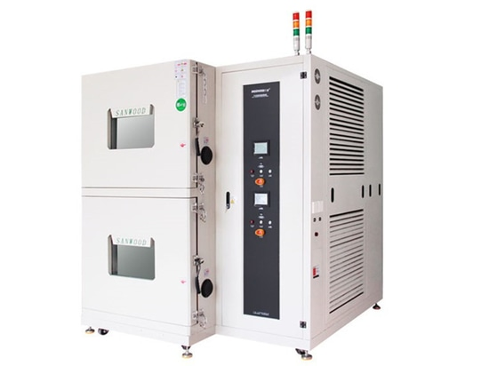 New Design Double-deck Temperature Test Chamber