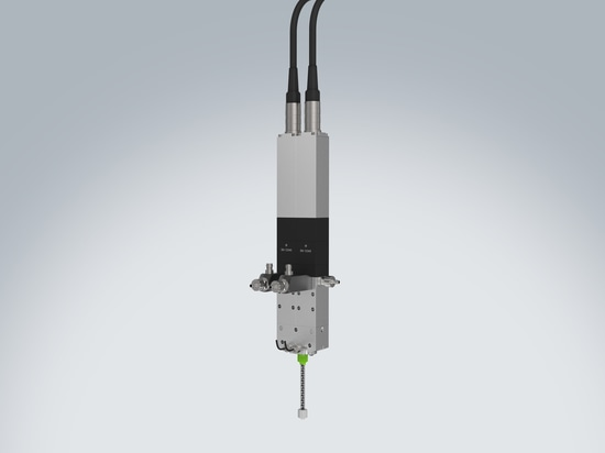 2-component print head vipro-HEAD with output pressure sensors.