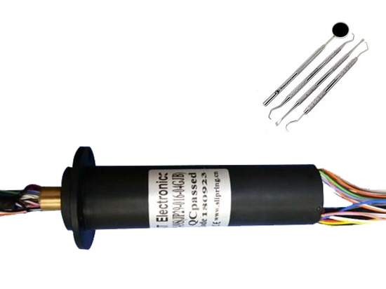 JINPAT Slip Ring for Nonmagnetic Military Equipment