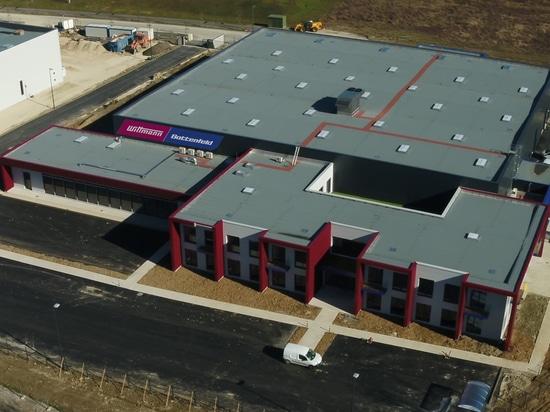 New building for WITTMANN BATTENFELD France
