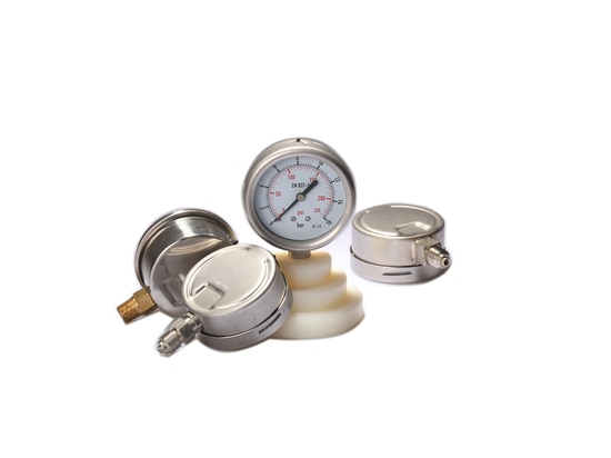Cautions in the Use of Pressure Gauges