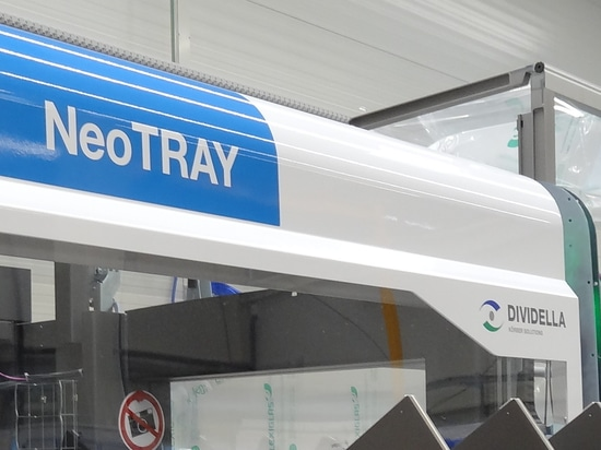 Dividella ACCELERATES high-output packaging with new NeoTRAY flagship cartoner