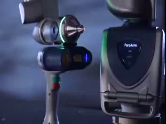 FARO Edge Scanarm HD measuring arm: Product Video