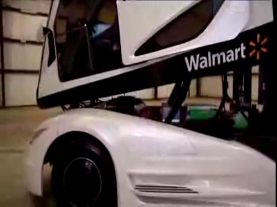Introducing the Walmart Advanced Vehicle Experience concept truck