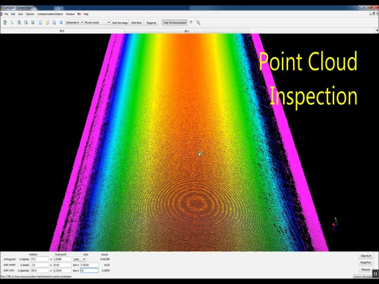 casestudy-Weld bead inspection and detection on tubes