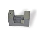 平行六面体精密重量 / 鋳鉄