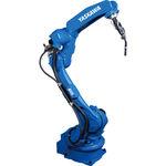 多関節ロボット / 6 軸 / アーチ溶接用 / 高速