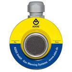 有毒ガスガス変換器 / 電気化学 / 周囲空気 / 濃度