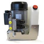 コンパクト油圧ユニット / 電気モーター