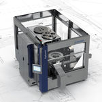 水クリーニングマシン / 自動 / プロセス用 / カルーセル