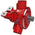 ラジアルピストン油圧モーター / 可変容量 / 低速 / ハイトルク