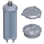 油圧式フィルター / カートリッジ / リターンライン
