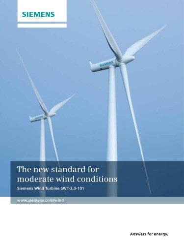 SWT-2 3-101 - Siemens Wind Power and Renewables - PDF Catalogs