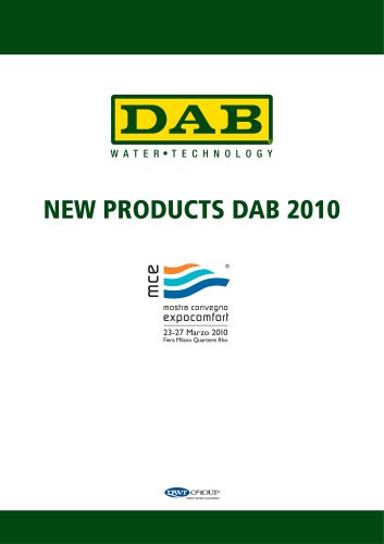 new products 2010