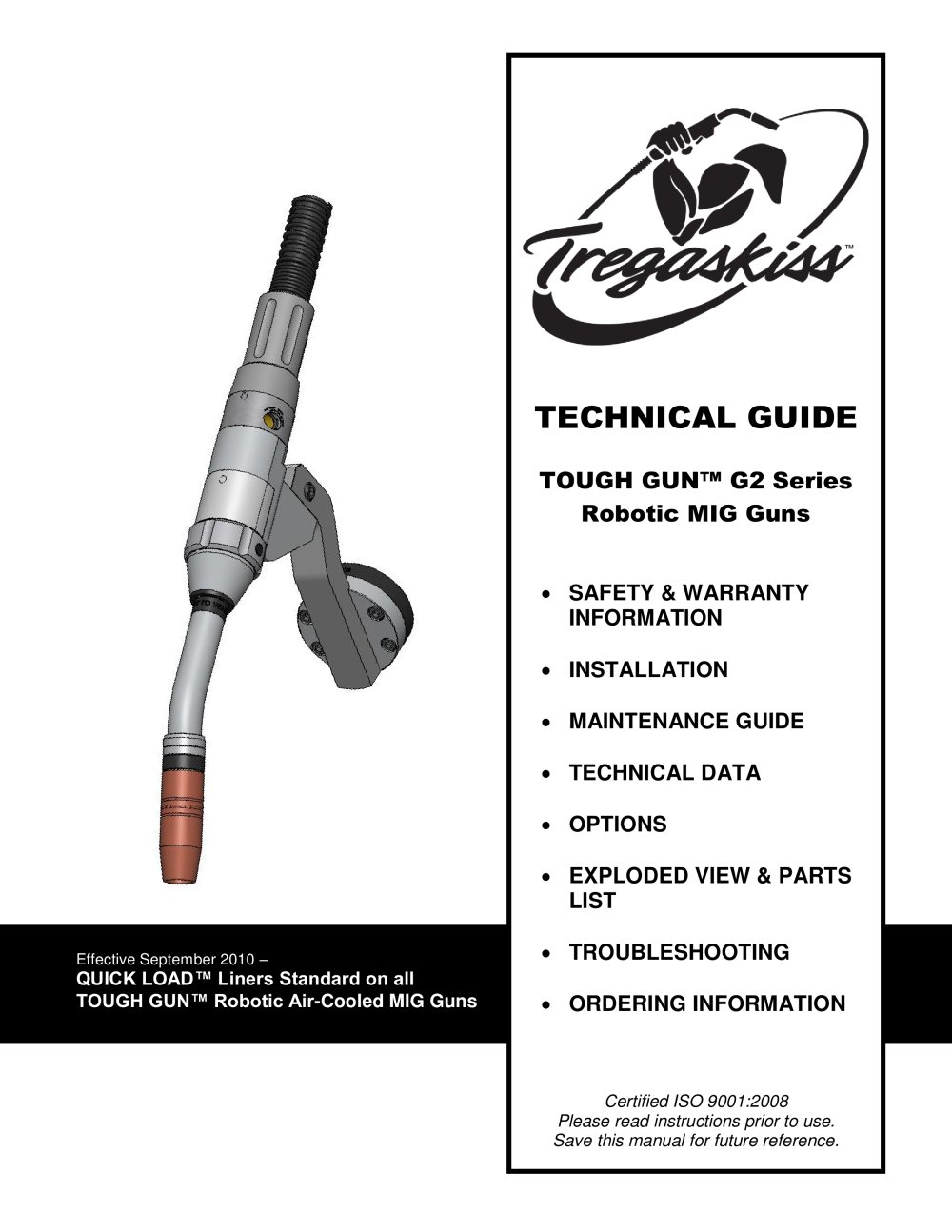 Tough gun g2 series mig guns owners manual tregaskiss pdf tough gun g2 series mig guns owners manual 1 28 pages publicscrutiny Image collections
