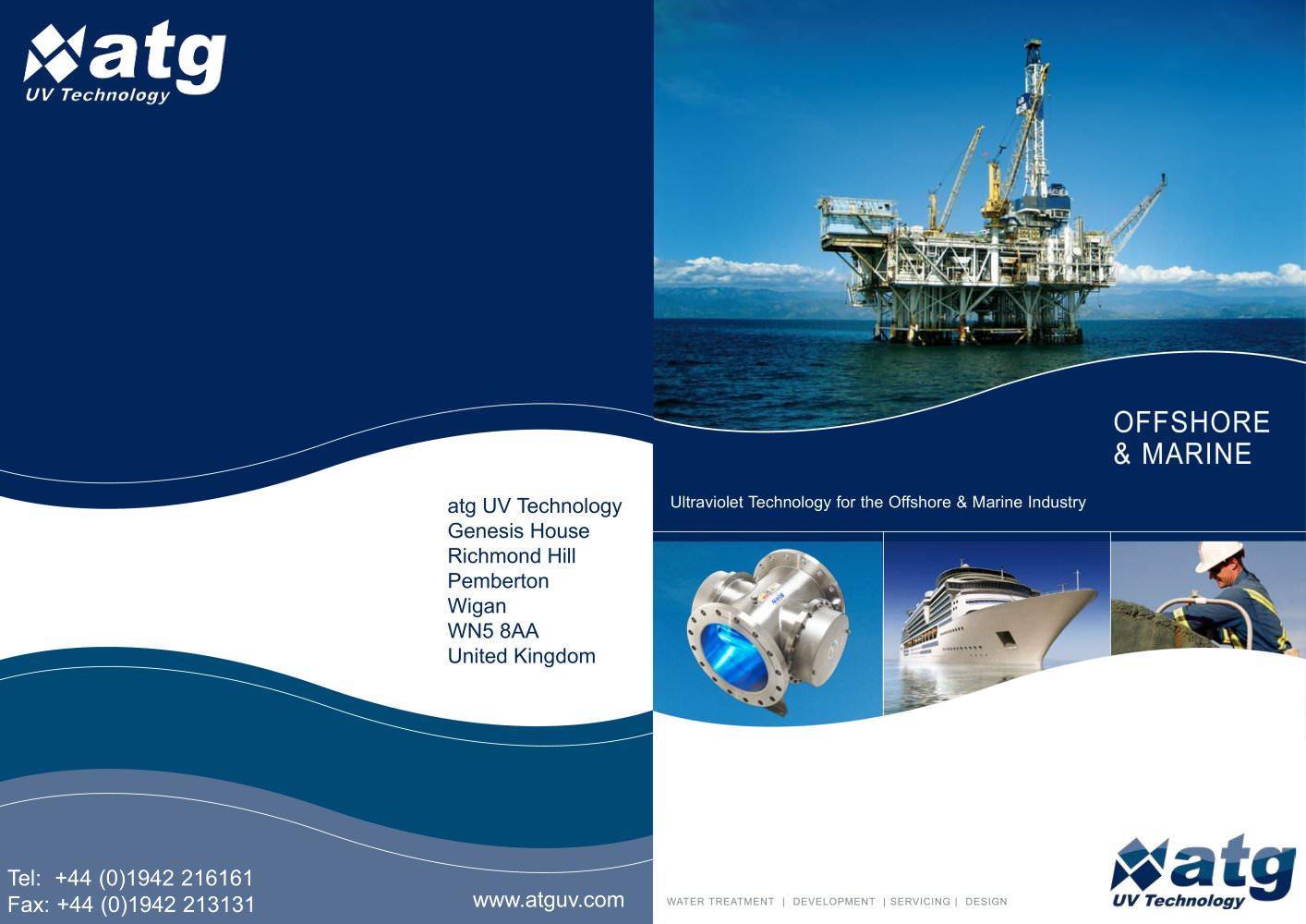 Offshore Marine Atg Uv Technology Pdf Catalogs Technical