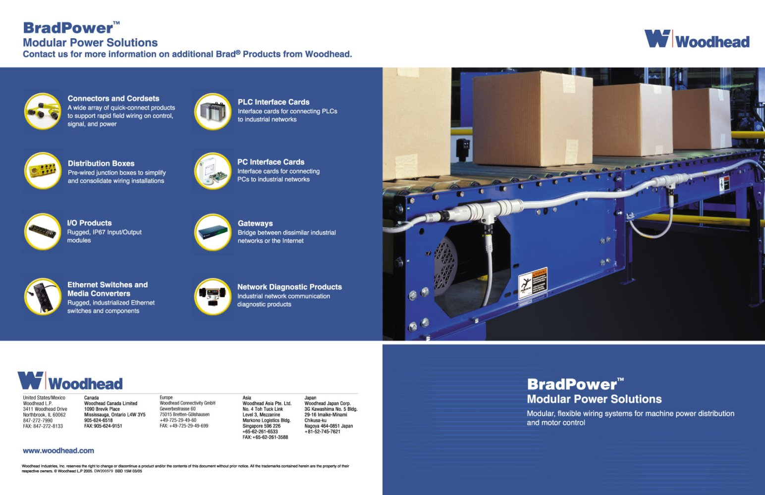 BradPower Modular Power Solutions (modular, flexible wiring systems ...
