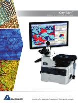 OmniMet? Solutions for Image Aquisition & Analysis