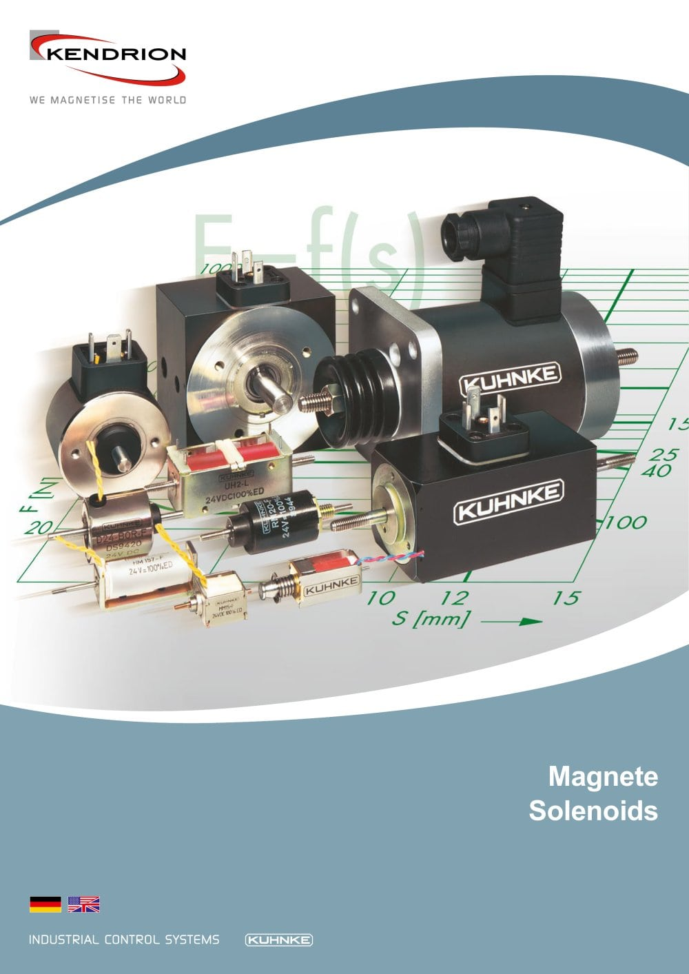 Magnete Solenoids - Kendrion Kuhnke Automation GmbH - PDF Catalogue ...