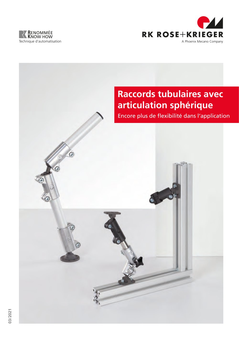 Solid Clamps à articulation sphérique - RK Rose+Krieger GmbH - PDF