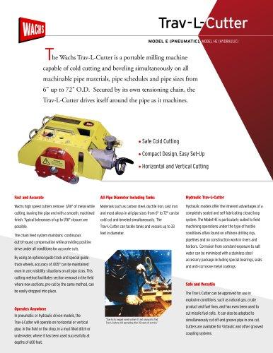 Trav-L-Cutter-Model-E-Air-Kit Datasheet 124
