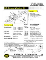 DC General Welding Kit