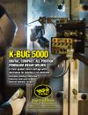 K-BUG 5000 All Position Pendulum Weave Welder (Rigid & Semi-Flex Rail)
