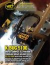 K-BUG 5100 All Position Pendulum Weave Welder (Hi-Flex rail)
