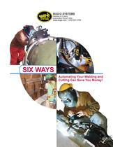 Six Ways Automating Your Welding &amp; Cutting Saves You Money!