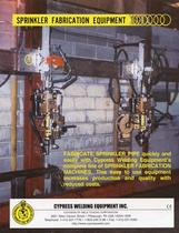 Sprinkler Brochure