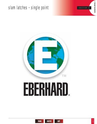 Eberhard slam latches