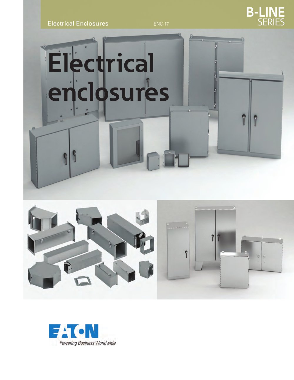 Electrical Enclosures And Wireway Catalog Cutler Hammer Pdf Wiring Trough Nema 3r 1 524 Pages