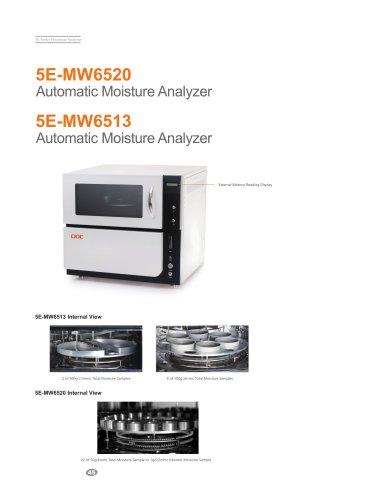 CKIC 5E-MW6510 Automatic Moisture Analyzer