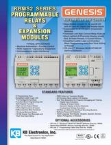 Programmable Relays KBMS2-12HR-D