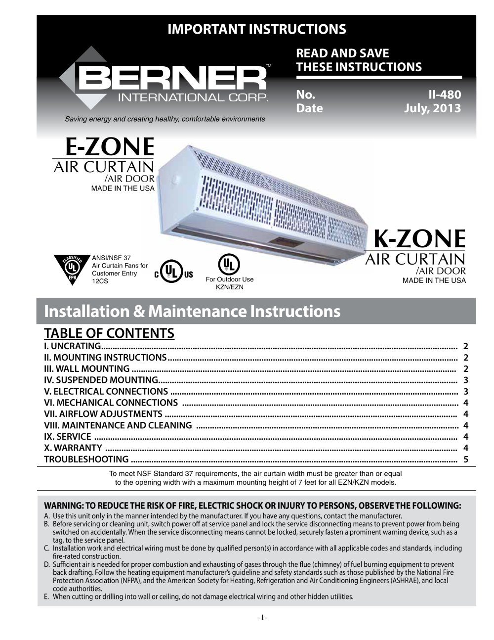 e zone 491495_1b e zone berner international pdf catalogue technical