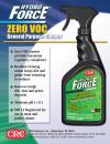 HydroForce® Zero VOC General Purpose Cleaner
