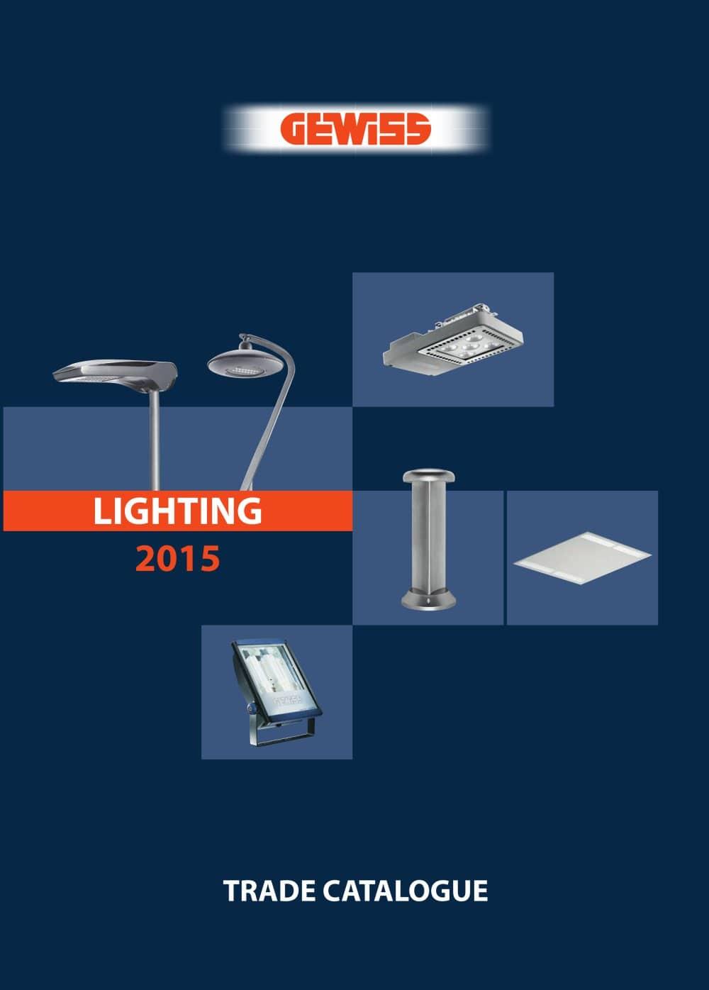 Lighting trade catalog 2015 gewiss pdf catalogue technical lighting trade catalog 2015 1 459 pages asfbconference2016 Gallery