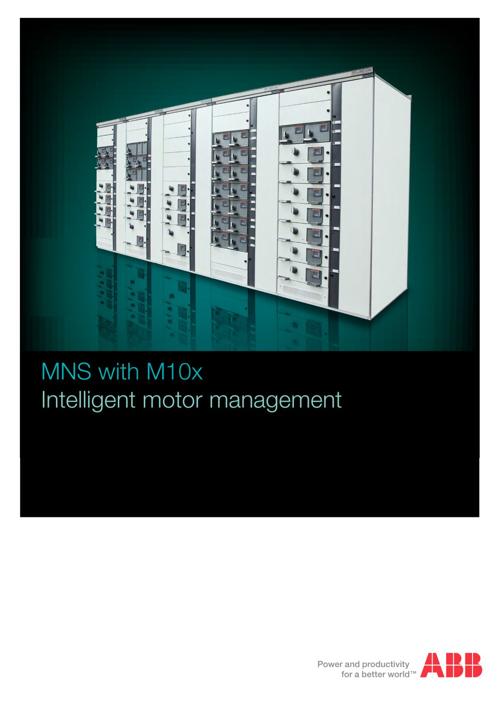 Mns With M10x Abb Pdf Catalogue Technical Documentation Brochure Solid State Overload Relay 1 24 Pages