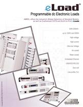 AMREL eLoad Catalog