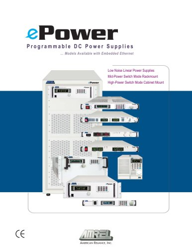 AMREL ePower Catalog
