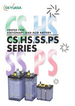 CS,HS,SS,PS SERIES