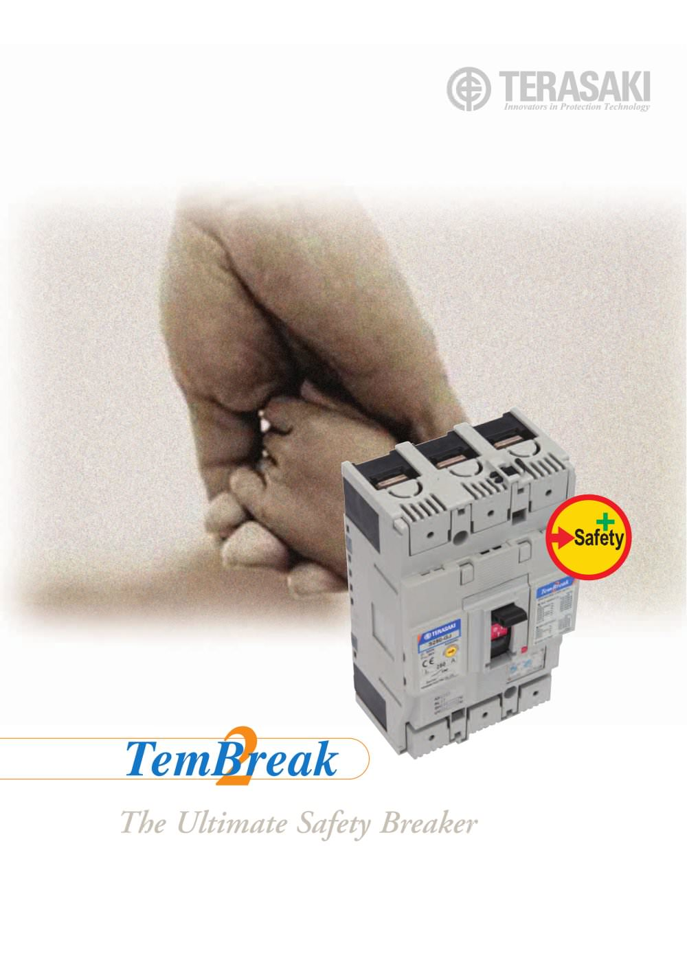 Tembreak 2 Terasaki Electric Circuit Breaker Pdf Catalogue Breakers For Sale Dc Electronic 1 204 Pages