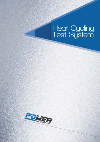 Heat Cycling Test System