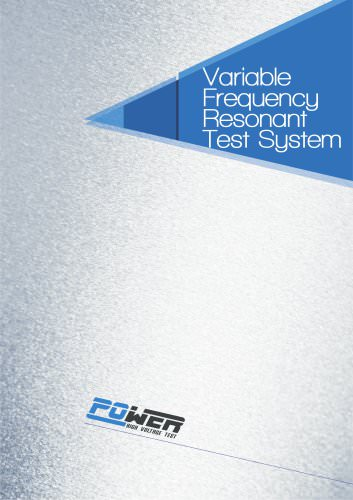 PowerHV® Variable Frequency Resonant Test System | Onsite Mobile Test