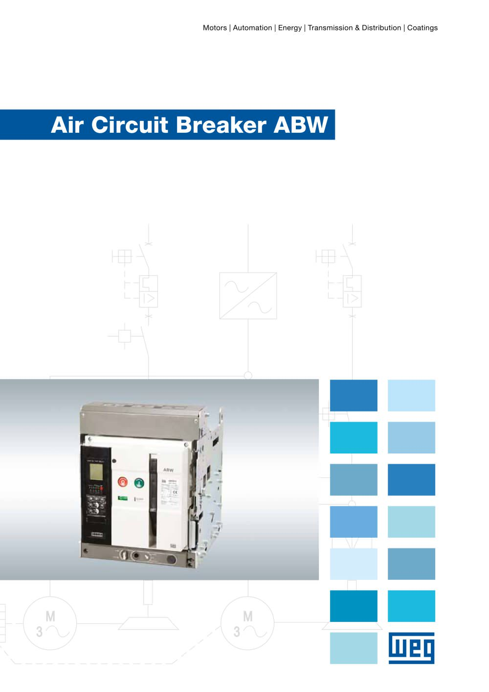 ABW Air Circuit Breaker - 1 / 40 Pages