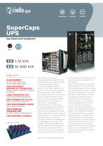 SuperCaps UPS