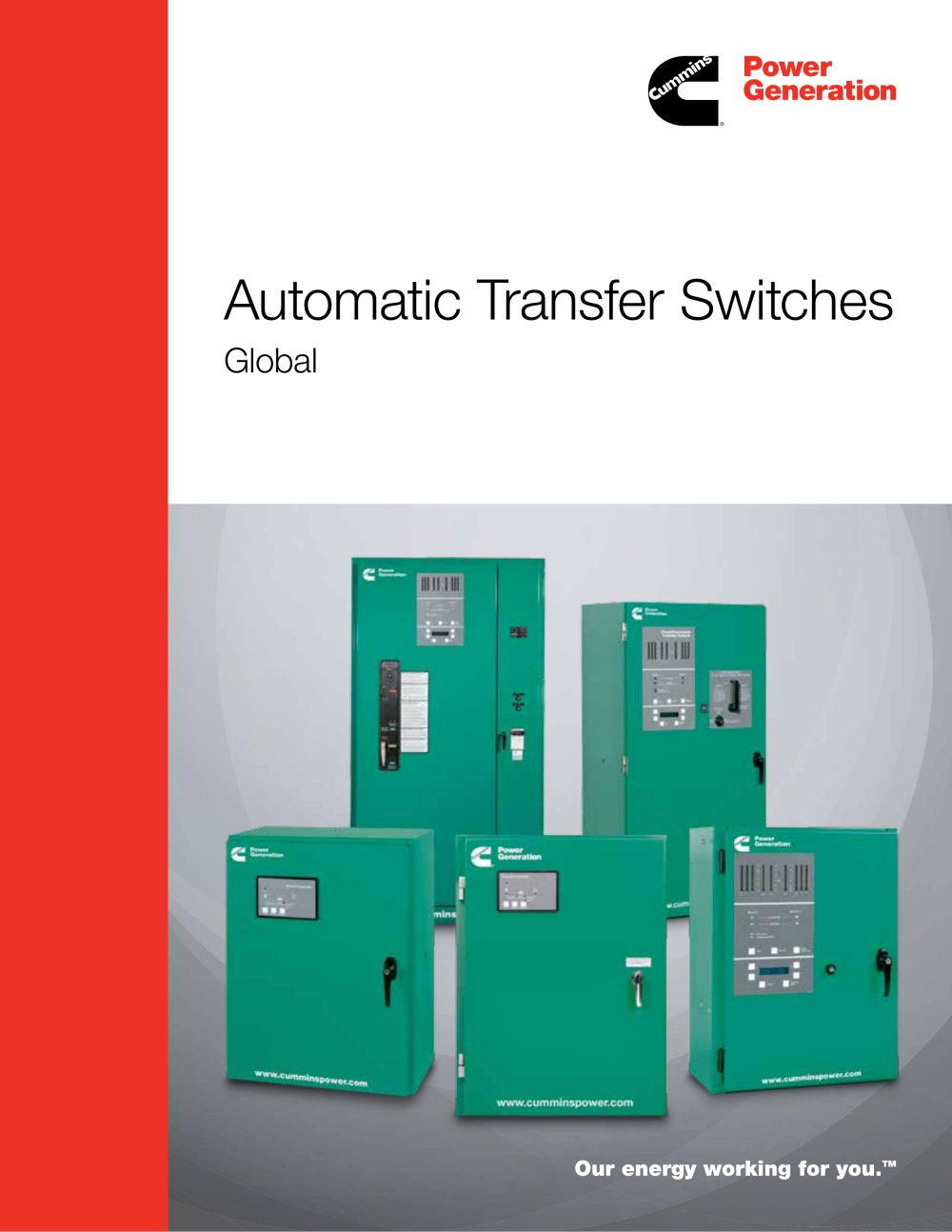Automatic Transfer Switches Global - 1 / 16 Pages