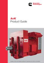 AvK PRODUCT GUIDE